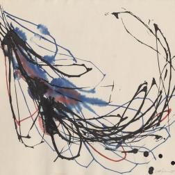 Wave, ink